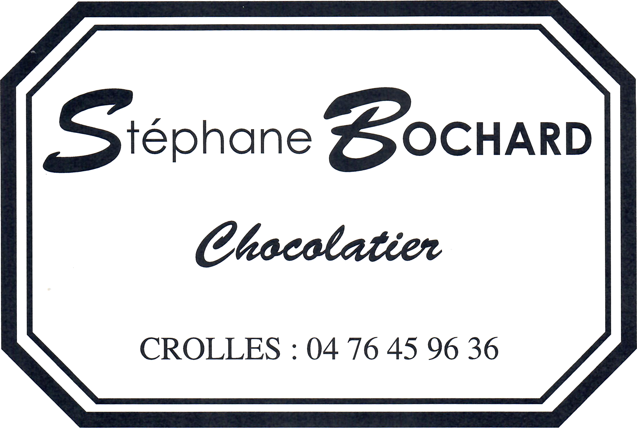 Chocolaterie Stéphane Bochard